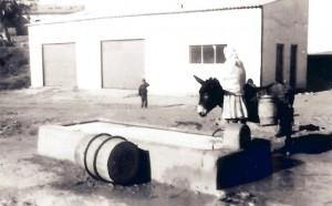 La Fontaine, la corvée de l'eau