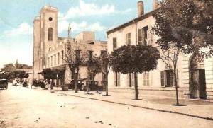 La Gendarmerie et l'église