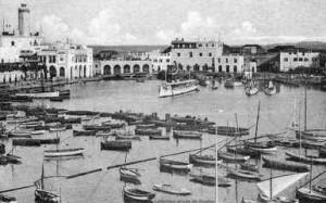 M Alger le port