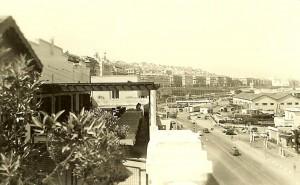 M Alger vue sur le port