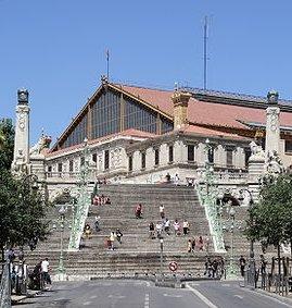 M Gare de Marseille