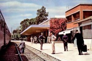 M Gare d'Orléansville