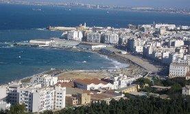 M La baie d'Alger
