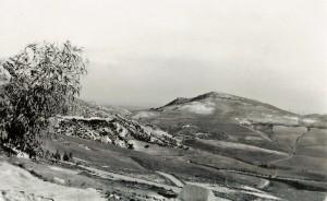 M Route de Paul Robert à Rabelais, face à nous LE BERBERA, altitude 609 m
